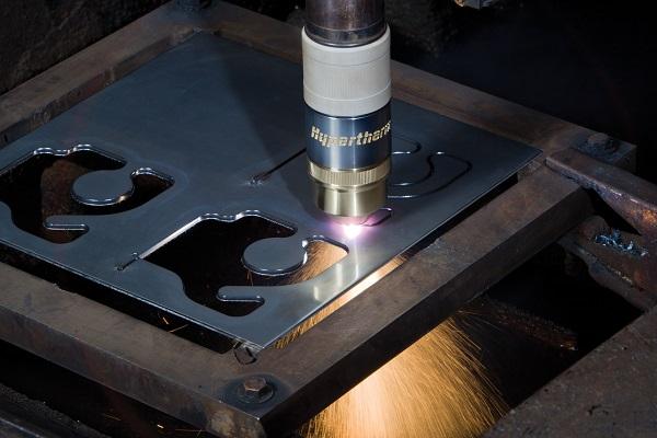 برش پلاسما ورق های فولادی