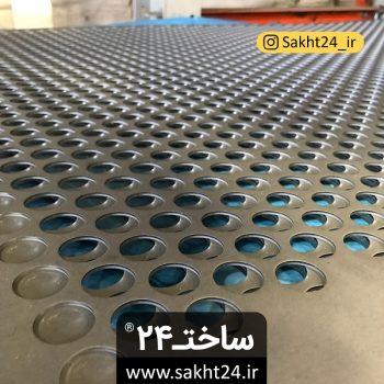 جداول استاندارد ورق فلزی