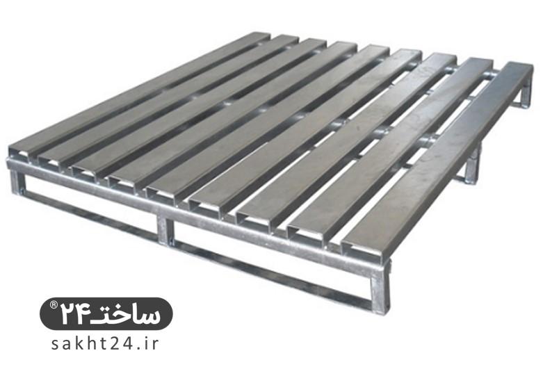 پالت فلزی تخت
